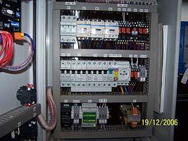 Řídicí systém pro parní výměníkové stanice RVD