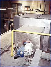 Komaxitová linka PNH3 - Kovona Systems