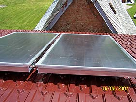 RD - solární panel